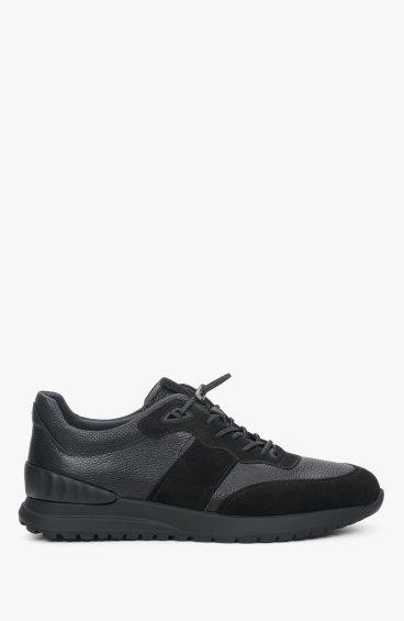Кросівки чорні Estro ER00110249