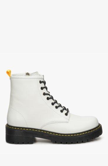 Ботинки с кожаной подкладкой Estro ER00108938