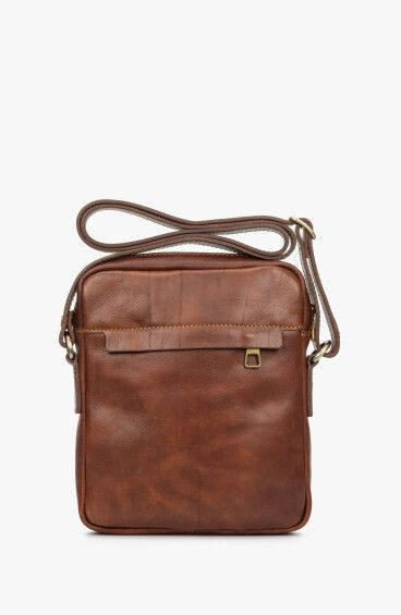 Сумка коричневая Estro ER00108871