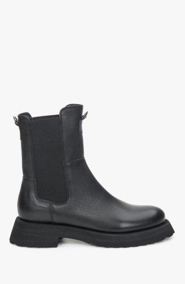 Челсі чорні Estro ER00110135