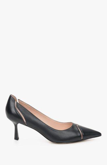 Туфлі чорні Estro ER00109377