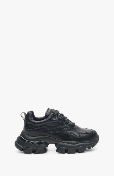 Кроссовки черные Estro ER00108977