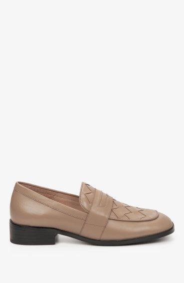 Туфлі бежеві Estro ER00108975