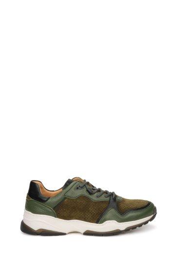 Кроссовки зелёные Estro ER00107554