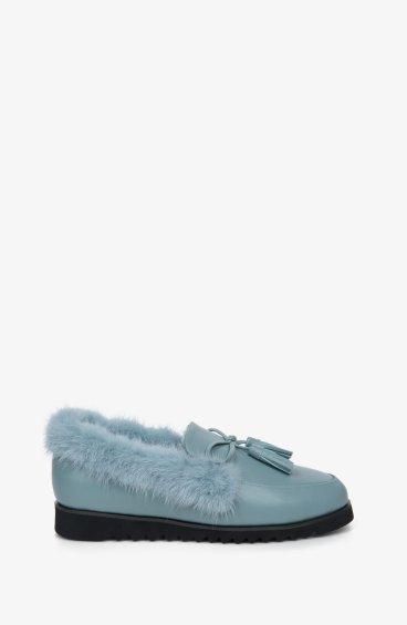 Туфли утепленные Estro ER00108701