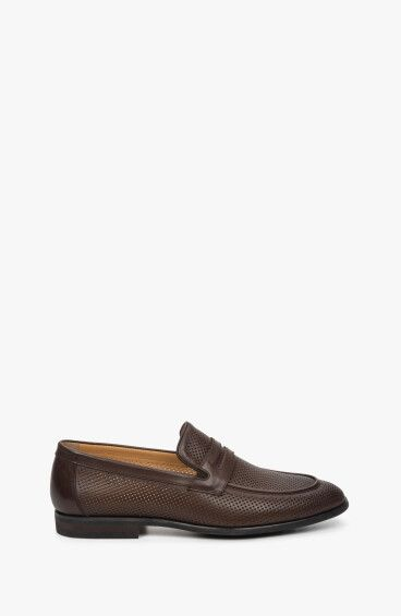 Туфли коричневые Estro ER00109057