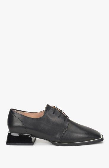 Туфли черные Estro ER00108589