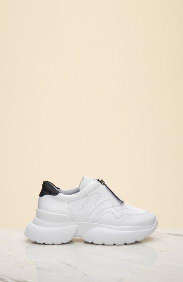 Кроссовки белые Estro ER00109002