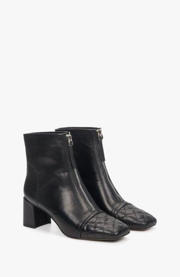 Ботинки черные Estro ER00108961