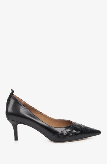 Туфлі чорні Estro ER00108963