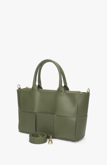 Італійська шкіряна сумка Estro ER00108525