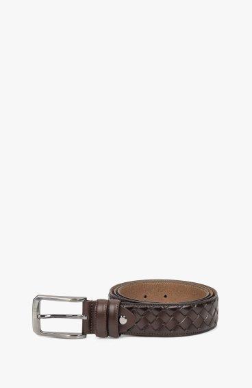 Ремінь коричневий Estro ER00109583
