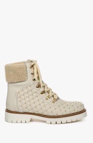 Ботинки с кожаной подкладкой Evaluna ER00108711