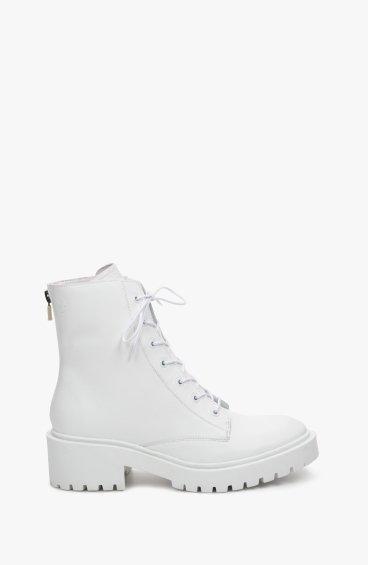 Ботинки на кожаной подкладке Estro ER00109383