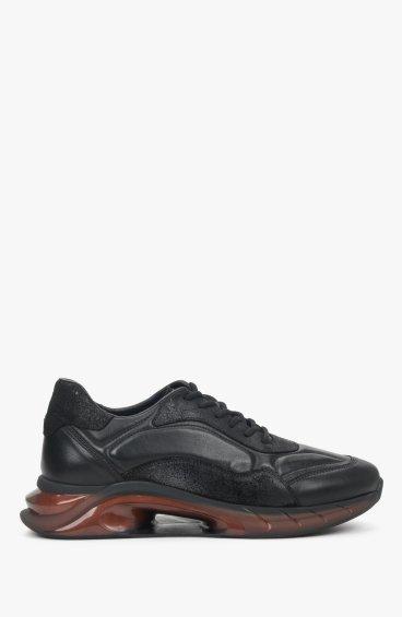 Кросівки чорні Estro ER00110521