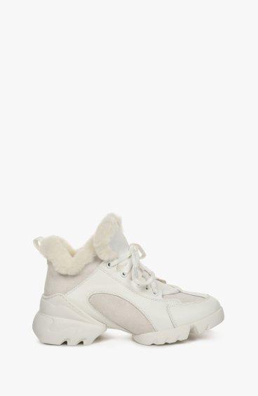 Хайтопы белые ES8 ER00108682