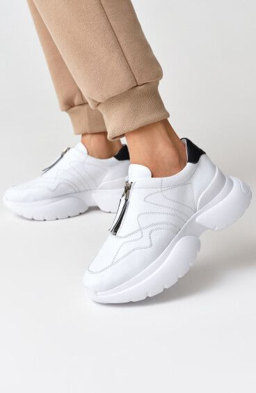 Кросівки білі Estro ER00109002