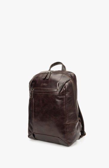 Рюкзак коричневий Estro ER00109009