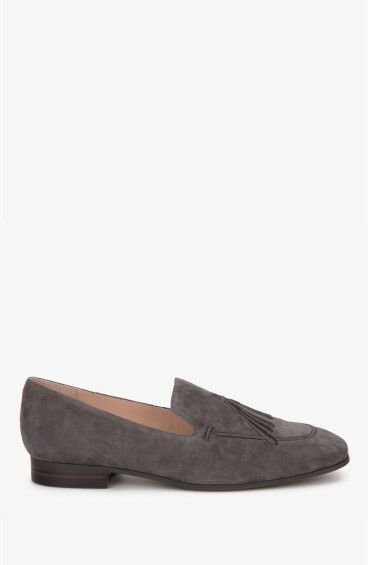 Туфли серые Estro ER00108209