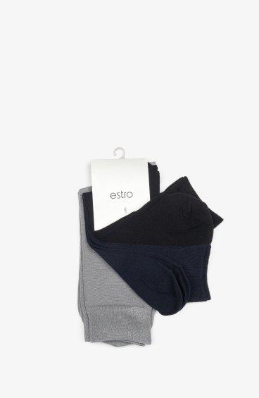 Шкарпетки чоловічі (упаковка 2 шт.) Estro ER00109381