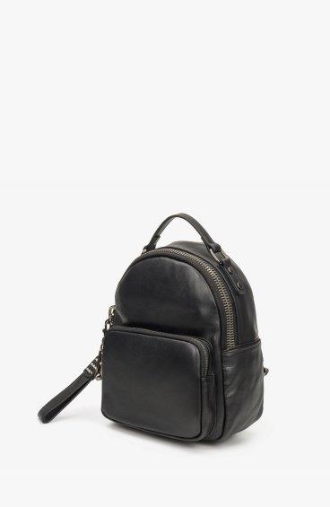 Рюкзак жіночий чорний Estro ER00108656