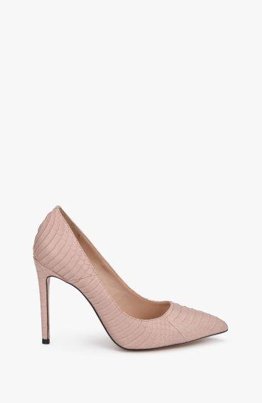Туфли-лодочки розовые Estro ER00107999