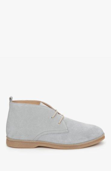 Ботинки с кожаной подкладкой Estro ER00109295