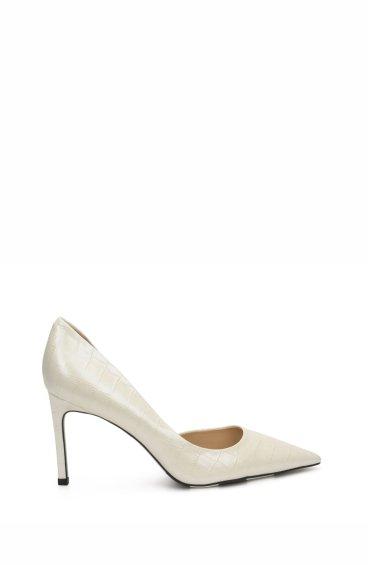 Туфли женские д'Орсе Estro молочные ER00107058