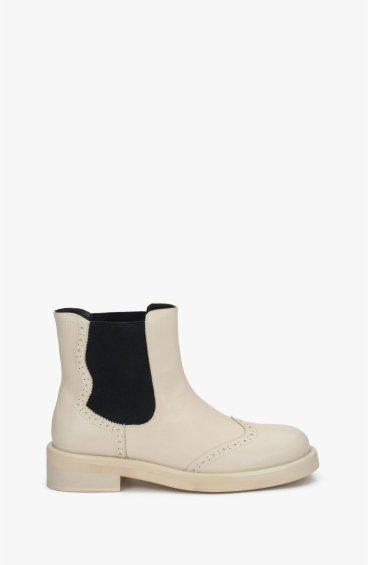 Ботинки молочные Estro ER00108283