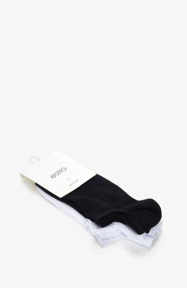 Шкарпетки жіночі (упаковка 3 шт.) Estro ER00109936