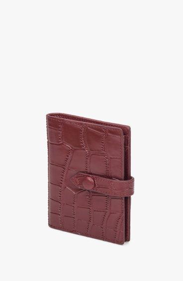 Кошелек кожаный Estro ER00108916