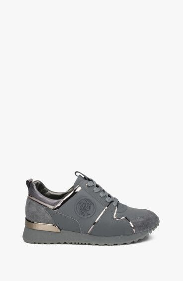 Кросівки сірі Estro ER00108051