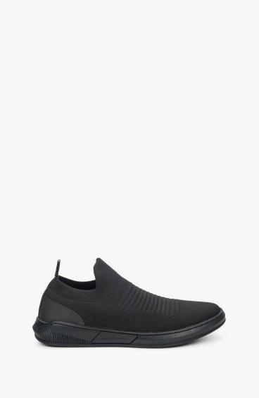 Кросівки чорні Estro ER00109552