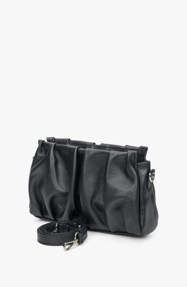 Итальянская кожаная сумка Estro ER00108872