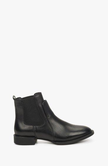 Ботинки черные Estro ER00109154