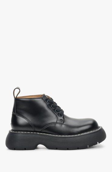 Ботинки черные Estro ER00110188