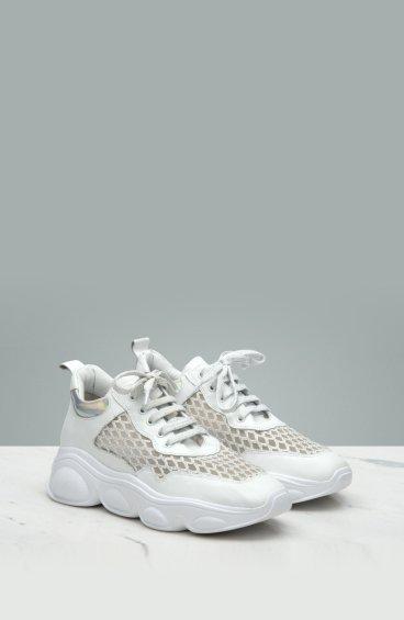 Кроссовки белые Estro ER00107839