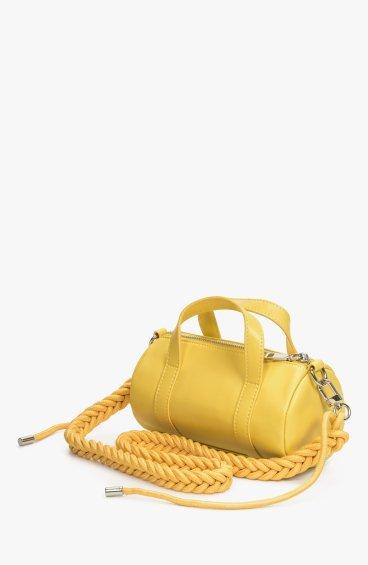 Сумка жовта Estro ER00109978