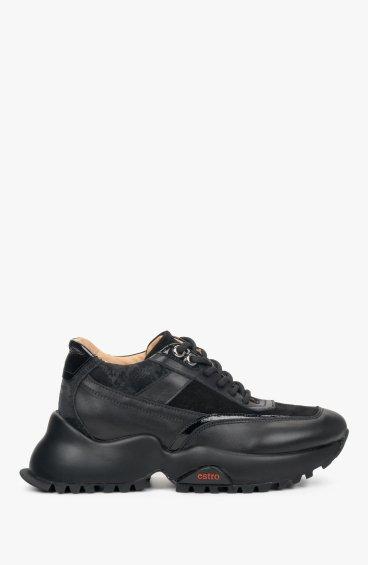 Кросівки чорні Estro ER00110405