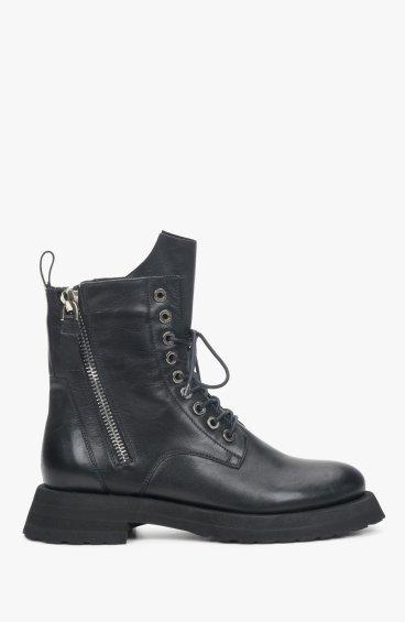 Черевики чорні Estro ER00110302