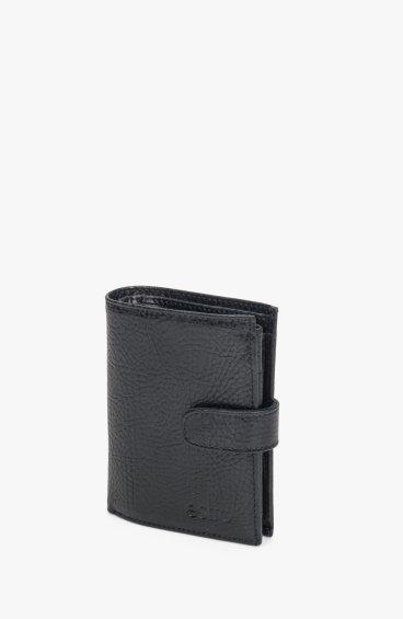 Гаманець чорний Estro ER00109004
