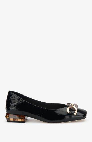 Туфли чёрные Estro ER00107877