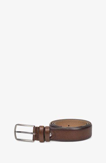 Ремінь коричневий Estro ER00109585