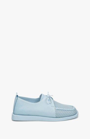 Туфлі блакитні Estro ER00109563