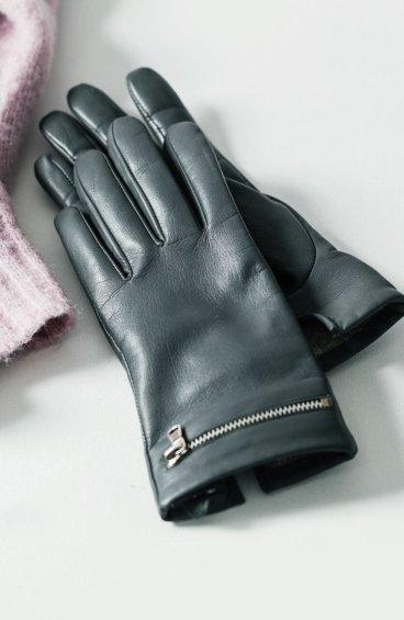 Перчатки кожаные Estro ER00103781