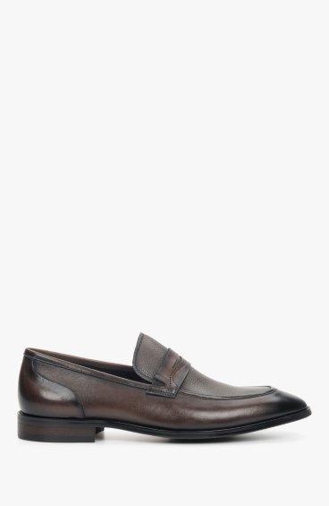 Туфли коричневые Estro ER00110176