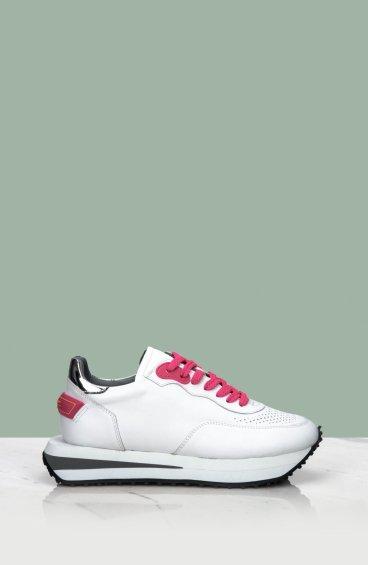 Кроссовки белые Estro ER00107332