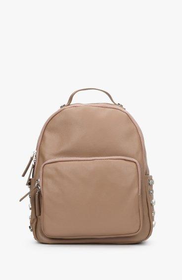 Рюкзак кожаный Estro ER00108226