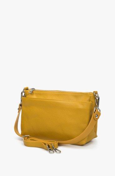 Італійська шкіряна сумка ER00108788