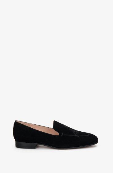 Туфли чёрные Estro ER00108208